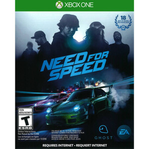 Need for Speed Video Game for Microsoft Xbox One