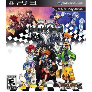 Kingdom Hearts HD 1.5 Remix Limited Edition Video Game for Sony PlayStation 3