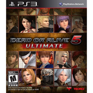 Dead or Alive 5 Ultimate Video Game for Sony PlayStation 3