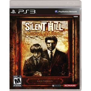 Silent Hill Homecoming Video game for Sony PlayStation 3