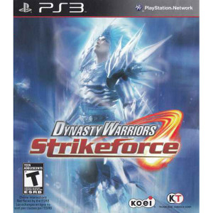 Dynasty Warriors Strikeforce Video Game for Sony PlayStation 3