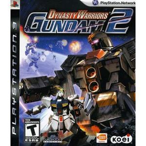 Dynasty Warriors Gundam 2 Video Game for Sony PlayStation 3