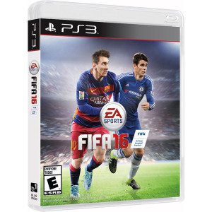 FIFA 16 Video Game for Sony PlayStation 3