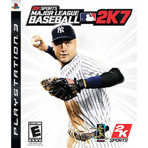 Major League Baseball 2k7 Video Game for Sony PlayStation 3
