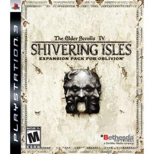 Elder Scrolls IV Shivering Isles (Oblivion Expansion Pack) Video Game for Sony PlayStation 3