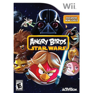Angry Birds Star Wars Video Game for Nintendo Wii