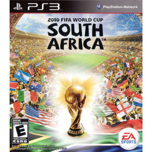 2010 FIFA World Cup South Africa Video Game for Sony PlayStation 3