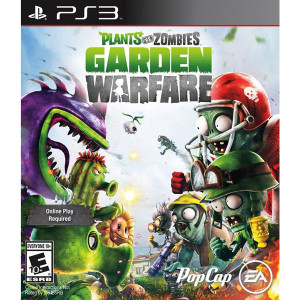Plants vs Zombies Garden Warfare Video Game for Sony PlayStation 3