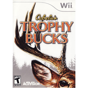 Cabela's Trophy Bucks Video Game for Nintendo Wii