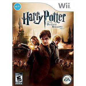 Harry Potter and the Deathly Hallows Part 2 Video Game for Nintendo Wii