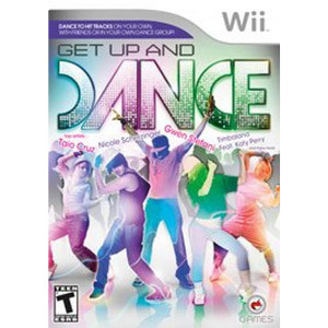 Get Up and Dance Video Game for Nintendo Wii