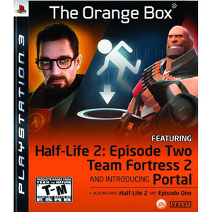 The Orange Box Video Game for Sony PlayStation 3