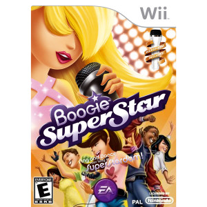 Boogie Superstar Video Game for Nintendo Wii