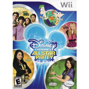Disney Channel All Star Party Video Game for Sony PlayStation 3