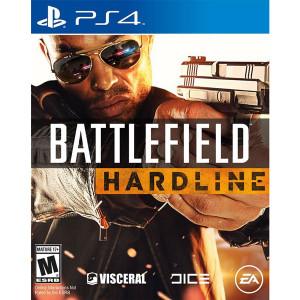 Battlefield Hardline Video Game for Sony PlayStation 4