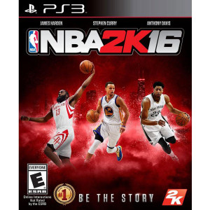 NBA 2K16 Video Game for Sony PlayStation 3