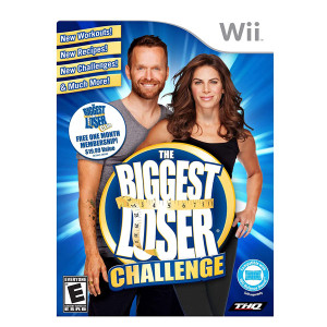 Biggest Loser Challenge Video Game for Nintendo Wii