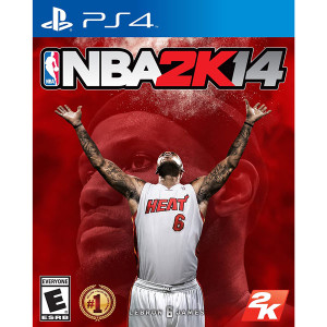 NBA 2K14 Video Game for Sony PlayStation 4