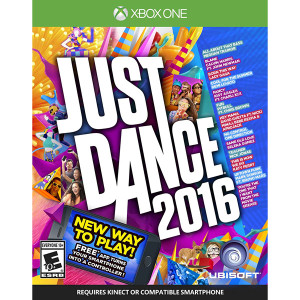 Just Dance 2016 Video Game for Microsoft Xbox One