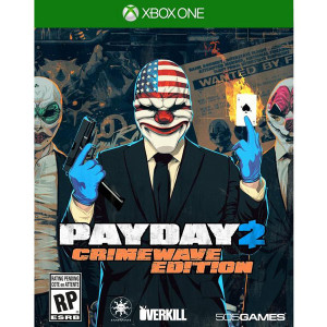 PayDay 2 Crimewave Edition Video Game for Microsoft Xbox One