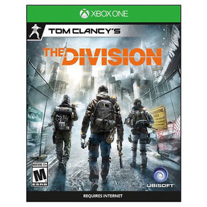 Tom Clancy's Division Video Game for Microsoft Xbox One