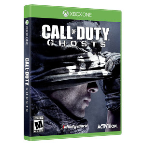 Call of Duty Ghosts Video Game for Microsoft Xbox One