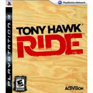 Tony Hawk Ride Video Game for Sony PlayStation 3