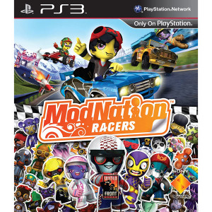 ModNation Racers Video Game for Sony PlayStation 3