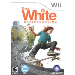 Shaun White Skateboarding Video Game for Nintendo Wii