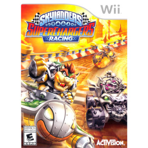 Skylanders Superchargers Racing Video Game for Nintendo Wii