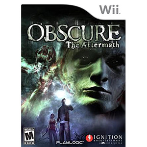 Obscure The Aftermath Video Game for Nintendo Wii