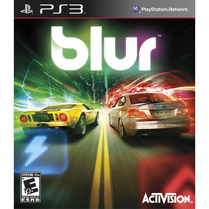 Blur Video Game for Sony PlayStation 3