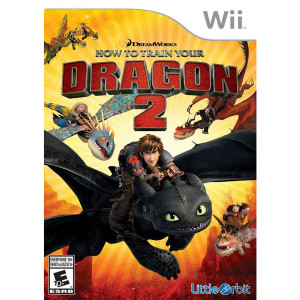 How to Train Your Dragon 2 Video Game for Nintendo Wii