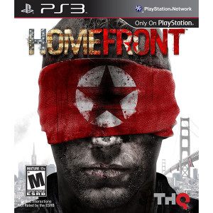 Homefront Video Game for Sony PlayStation 3