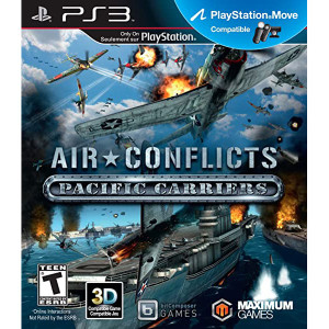 Air Conflicts Pacific Carrier Video Game for Sony PlayStation 3