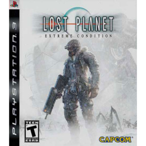 Lost Planet Extreme Condition Video Game for Sony PlayStation 3