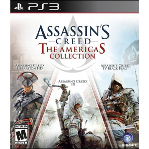 Assassin's Creed The Americas Collection Video Game for Sony PlayStation 3