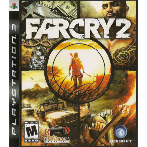 Far Cry 2 Video Game for Sony PlayStation 3