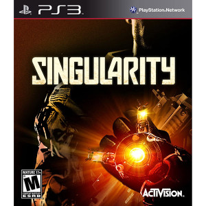 Singularity Video Game for Sony PlayStation 3