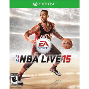 NBA Live 15 Video Game for Microsoft Xbox One