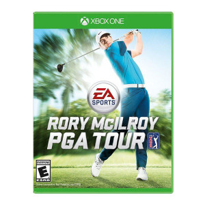 Rory McIlroy PGA Tour Video Game for Microsoft Xbox One