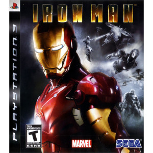 Iron Man Video Game for Sony PlayStation 3