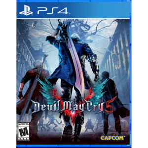 Devil May Cry 5 Video Game for Sony PlayStation 4