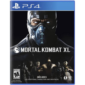 Mortal Kombat XL Video Game for Sony PlayStation 4