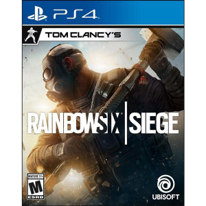 Tom Clancy's Rainbow Six Siege Video Game for Sony PlayStation 4