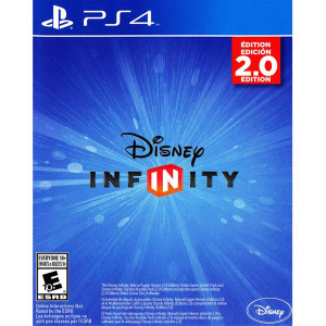 Disney Infinity Edition 2.0 Video Game for Sony PlayStation 4
