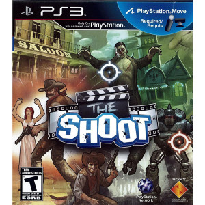 The Shoot Video Game for Sony PlayStation 3