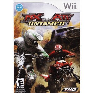 MX vs ATV Untamed Video Game for Nintendo Wii