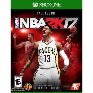 NBA 2K17 Video Game for Microsoft Xbox One