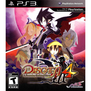 Disgaea 4 A Promise Unforgotten Video Game for Sony PlayStation 3